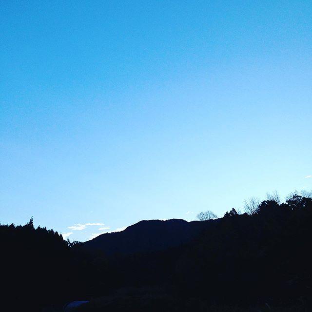 気温3℃晴れで北西から冷たい風が吹いて冷えこんだ朝です!