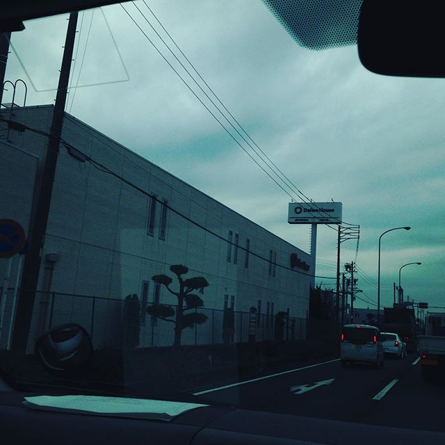 Daiwaハウス工場がデカイね〜